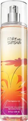 Bath & Body Works Forever Sunshine Fine Fragrance Body Mist  -  For Men & Women(236 ml) at flipkart