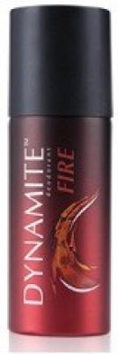 Amway Dynamite Deodorant - Fire Body Spray  -  For Men(150 ml)