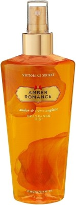 Victoria's Secret Amber Romance Fragrance Body Mist  -  For Women(250 ml)