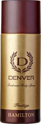 Denver Hamilton Prestige Deodorant For Men - 165 ml