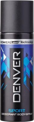 Denver Sports Deo Nano 50 ml Deodorant Spray  -  For Men(50 ml)  available at flipkart for Rs.70