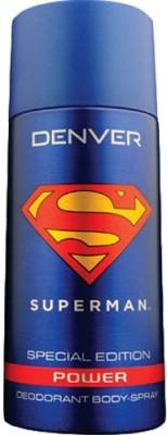 Denver Superman Strength Deodorant for Men - 150 ml