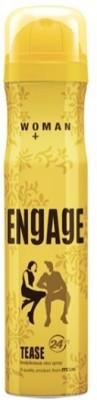 Engage Tease Deodorant Spray For Women 150 ml
