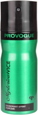 Provogue Mysterious Vice Deodorant Spray  -  For Men & Women(150 ml)
