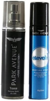 Park Avenue Trance & Elevate Deodorant Spray  -  For Men(193 ml)