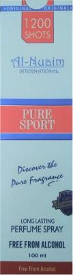 Al Nuaim Pure Sport Perfume Body Spray  -  For Men & Women(100 ml)  available at flipkart for Rs.245
