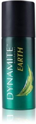 Amway Dynamite Deodorant -Earth Body Spray  -  For Men(150 ml)