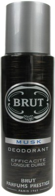 Brut Musk Deodorant Spray for Men 200 ml