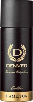 Denver Deo Caliber 165 Ml Deodorant Spray  -  For Men(165 ml)  available at flipkart for Rs.195