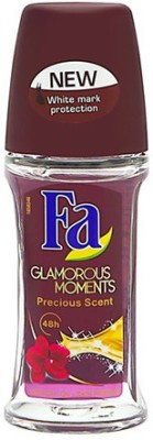 Fa Glamorous Moments For White Mark Protection 48h Anti-Prespirant Roll On Deo Deodorant Roll-on  -  For Women(50 ml)