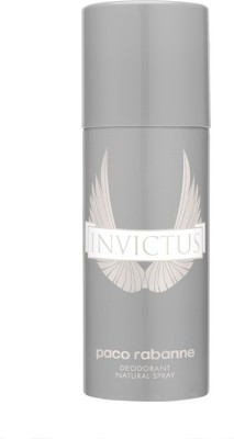 Paco Rabanne Invictus Deodorant Spray  -  For Men(150 ml)  available at flipkart for Rs.2349