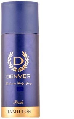 Denver Hamilton Pride Deodorant For Men 165 ml