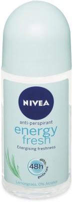 Nivea Energy Fresh Antiperspirant Deodorant Stick  -  For Men(39 ml)
