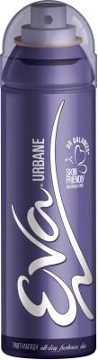 EVA Urbane Deodorant Spray  -  For Women(125 ml)  available at flipkart for Rs.122
