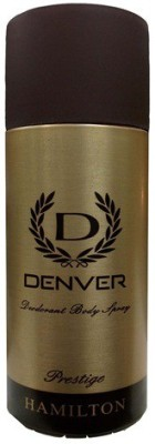 Denver Hamilton Prestige Deodorant For Men- 165 ml