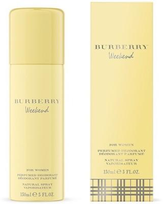 Burberry Weekend Deodorant For Women - 150 ml