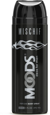 Moods Mischif Deodorant Spray  -  For Men(150 ml)