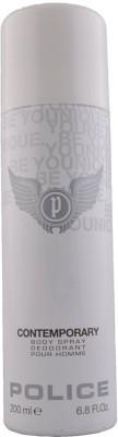 Police Contemporary Deodorant Spray  -  For Men(200 ml)