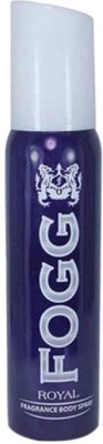 Fogg Royal Deodorant Spray  -  For Men & Women(120 ml)  available at flipkart for Rs.197
