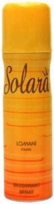 Lomani Solara Deodorant Spray  -  For Women(150 ml)
