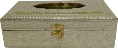 Craftsman 1 Compartments Wooden 1 Napkin Holder(Brown)