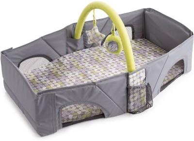 Baby Bucket Infant Travel Bed Diaper Bag Grey