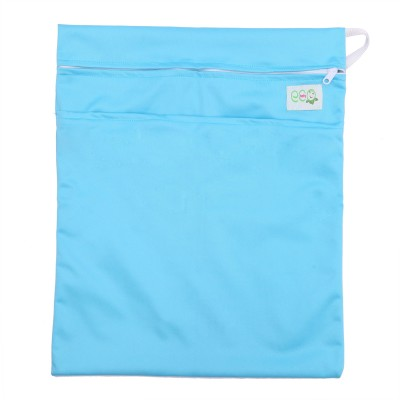 Eco Baby Electric Blue WB Diaper Bags Blue Eco Baby Diaper Bags