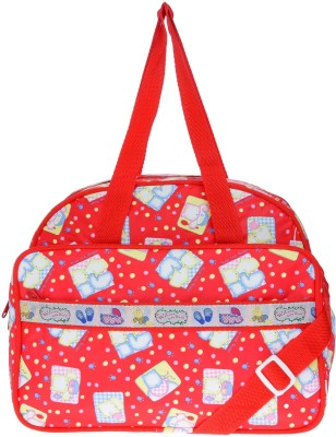 JG Shoppe Twigs19 Tote Diaper Bags Red JG Shoppe Diaper Bags