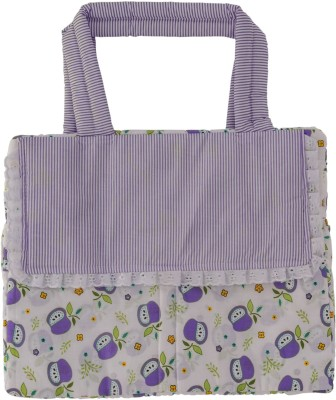 Love Baby DBB12 Purple Diaper bag Purple Love Baby Diaper Bags