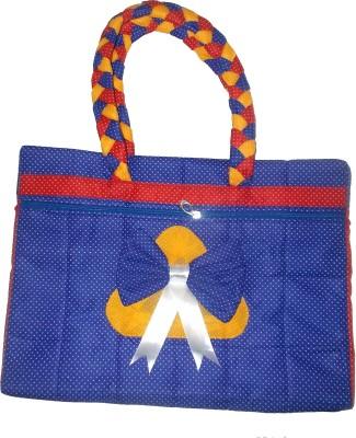Glitter chotti Messenger Diaper Bag Blue Glitter Diaper Bags