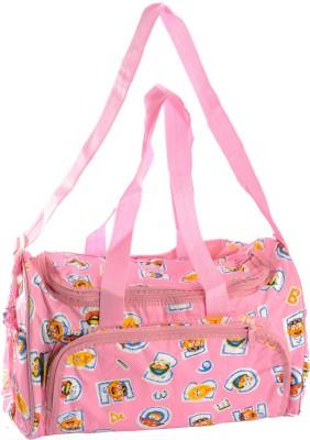 MeeMee Nursery Shoulder Diaper Bag Pink MeeMee Diaper Bags
