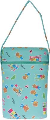 JG Shoppe WB002 Tote Diaper Bags Green JG Shoppe Diaper Bags