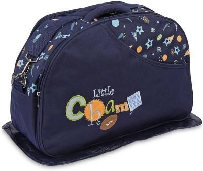 kidbee Multi Function mother bag Mama Shoulder Backpack Diaper Bag Navy Blue kidbee Diaper Bags