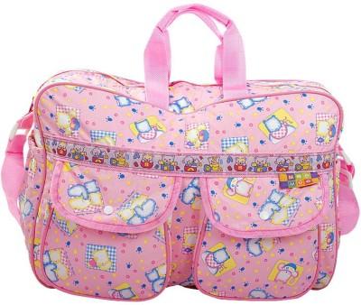 MeeMee Multi Functional Diaper Bag(Pink)