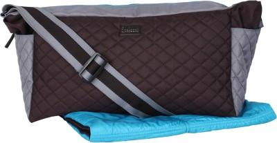 Anekaant Mumsy Sling Diaper Bag Brown, Grey Anekaant Diaper Bags