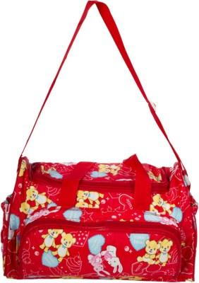 MeeMee Multifunctional Nursery Diaper Bag Red MeeMee Diaper Bags
