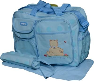 Offspring Multi Function Mama Shoulder Diaper Bag(Blue)