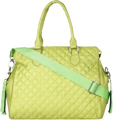 Anekaant Mumsy Shoulder Diaper Bag(Green)