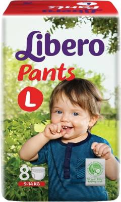 Libero White Pants