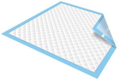 HealthTrack Disposable Underpad 90cm X 60cm - L