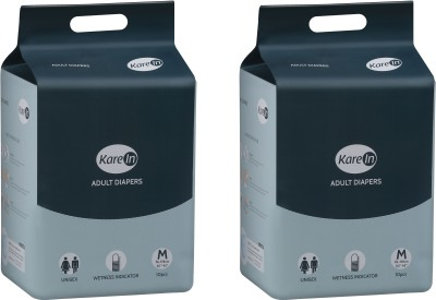 Karein Adult Diapers Adult Diapers - M(2 Pieces)