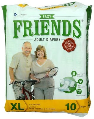 Friends Easy - XL(10 Pieces)