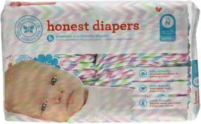 The Honest Company Chevron Print - New Born