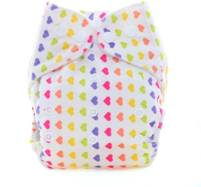 Eco Baby Soft New Born Cloth Diaper - New Born