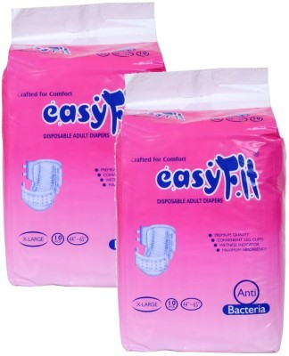 EasyFit Adult Diapers - XL(10 Pieces) at flipkart