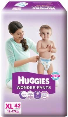 HUGGIES Wonder Pants - Extra Large (42 Pieces)