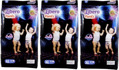 3919a2a5ac5 4% OFF on Libero Baby Diaper Diaper Pant - XL(4 Pieces) on Flipkart ...