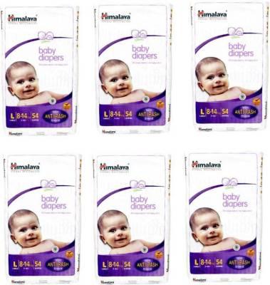Himalaya Baby Diaper Large6 Pack - Large