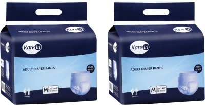 Karein Adult Diaper Pant - M(2 Pieces)