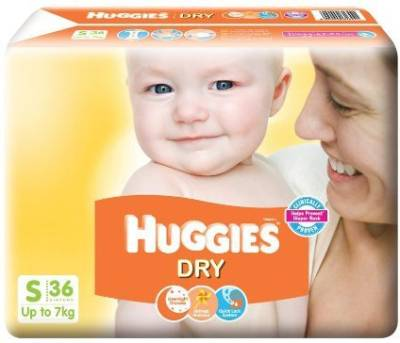 Huggies HUGGIES DRY - SMALL